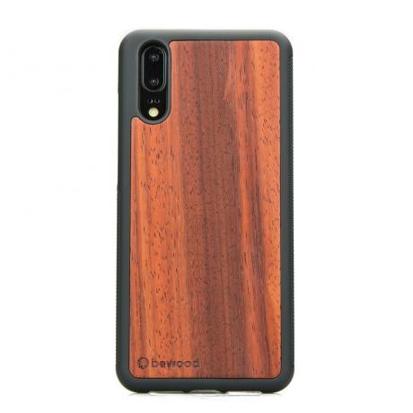 Drewniane Etui Huawei P20 PADOUK