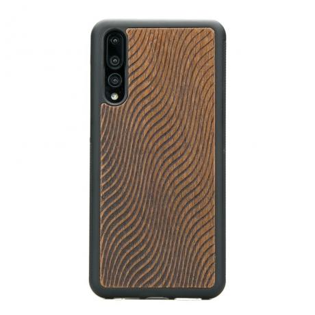 Drewniane Etui Huawei P20 Pro FALE MERBAU
