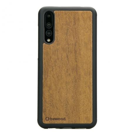 Drewniane Etui Huawei P20 Pro IMBUIA