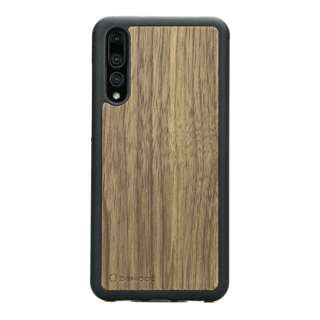 Drewniane Etui Huawei P20 Pro ORZECH AMERYKAŃSKI