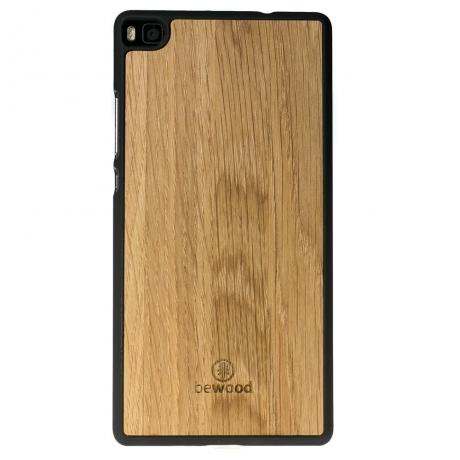 Drewniane Etui Huawei P8 DĄB