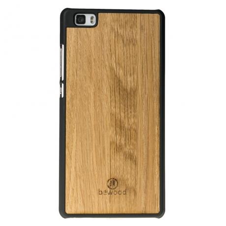 Drewniane Etui Huawei P8 Lite DĄB