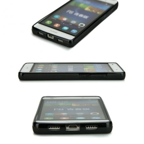 Drewniane Etui Huawei P8 Lite JELEŃ IMBUIA