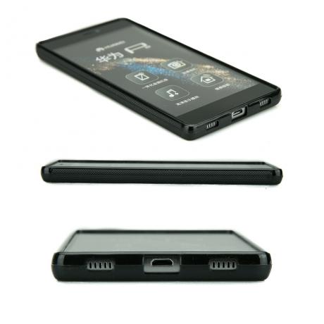 Drewniane Etui Huawei P8 OLIWKA