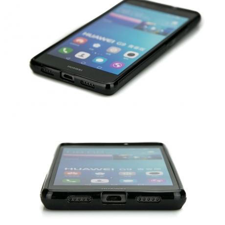 Drewniane Etui Huawei P9 Lite JELEŃ IMBUIA
