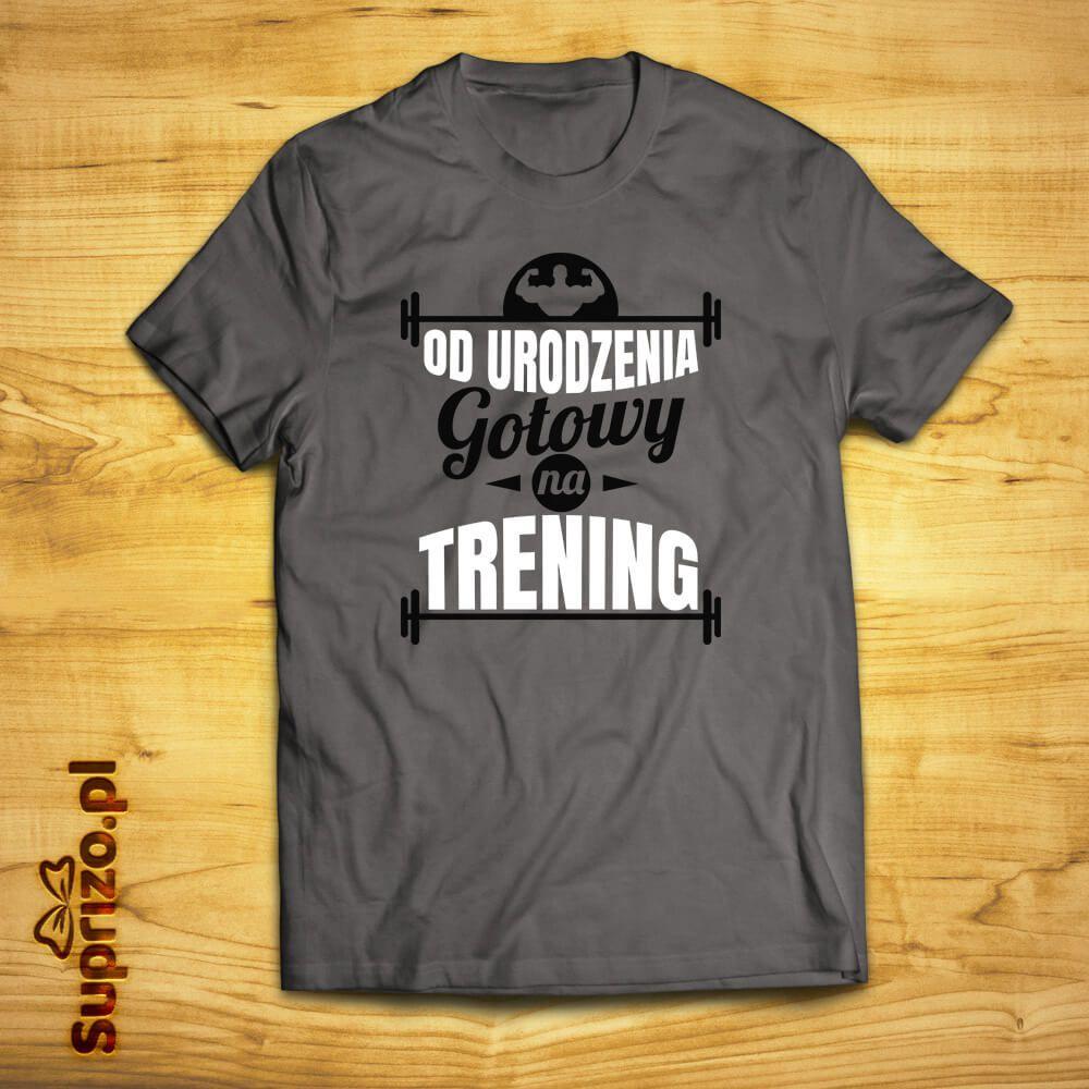 Koszulka dla chłopaka który ćwiczy na siłowni