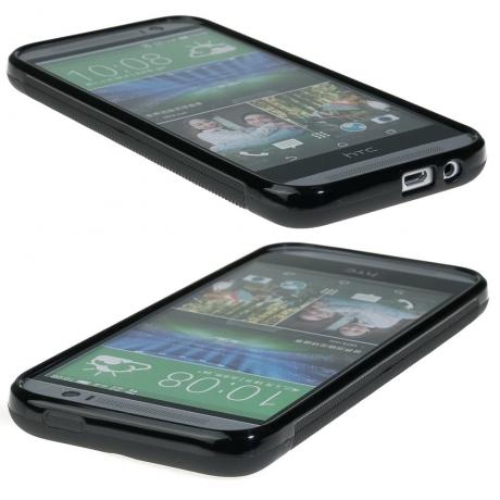 Drewniane Etui HTC M8 RÓŻA WIATRÓW MERBAU BIELONA
