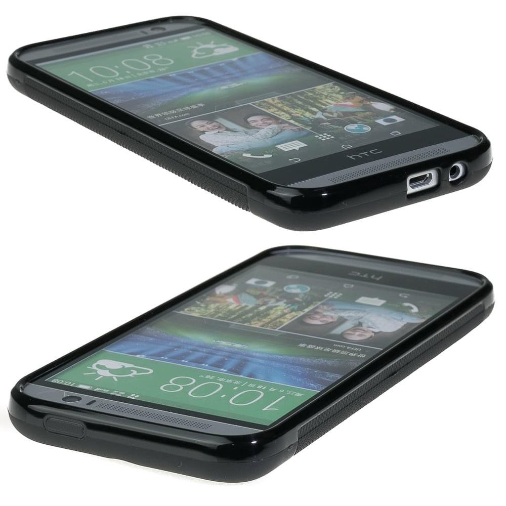Drewniane Etui HTC M8 WILK IMBUIA