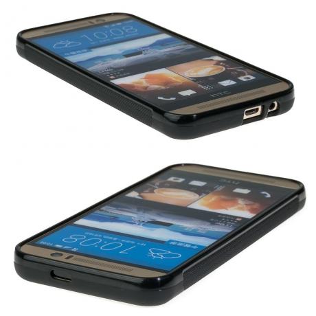 Drewniane Etui HTC M9 HAMSA IMBUIA