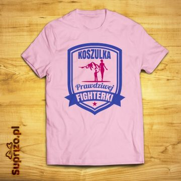 Koszulka dla fighterki