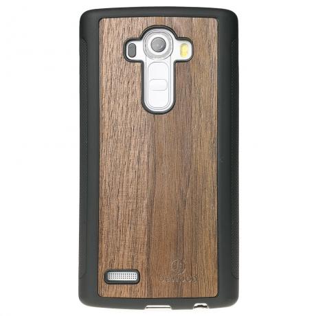 Drewniane Etui LG G4 ORZECH AMERYKAŃSKI