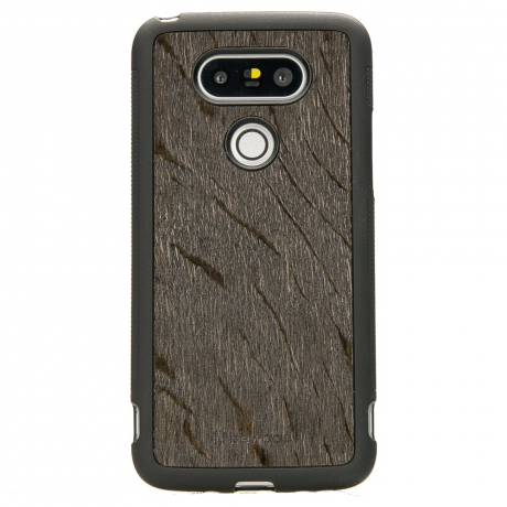 Drewniane Etui LG G5 DĄB WĘDZONY