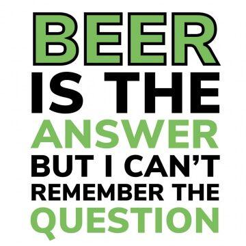 Kubek z napisem dla miłośnika piwa