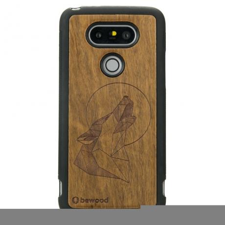 Drewniane Etui LG G5 WILK IMBUIA