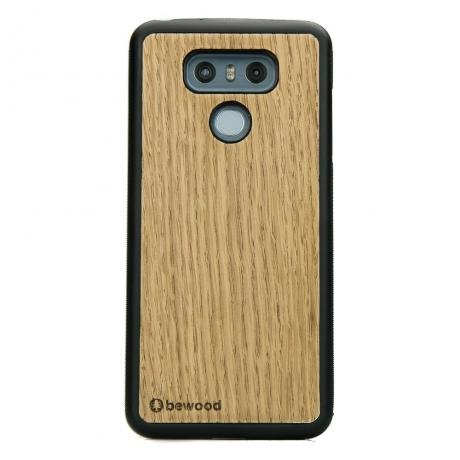 Drewniane Etui LG G6 DĄB