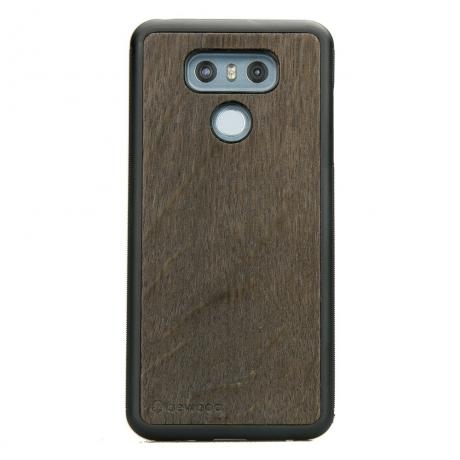 Drewniane Etui LG G6 DĄB WĘDZONY