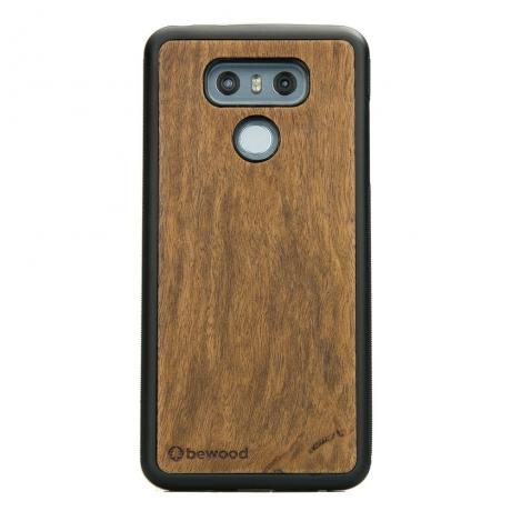 Drewniane Etui LG G6 IMBUIA