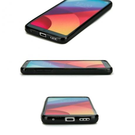 Drewniane Etui LG G6 JELEŃ IMBUIA