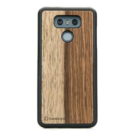 Drewniane Etui LG G6 MANGO